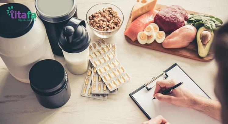 thực đơn giàu protein